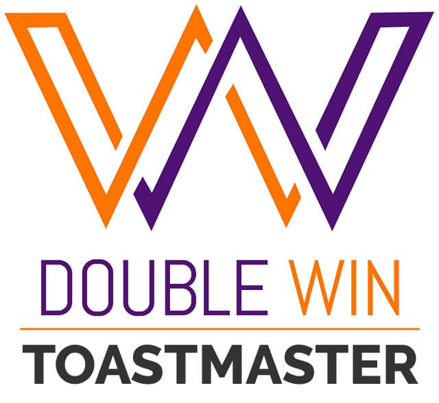 DOUBLE WIN TOASTMASTER CHUCK DODGE